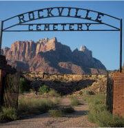 Historic Rockville Cemetery, UT, USA